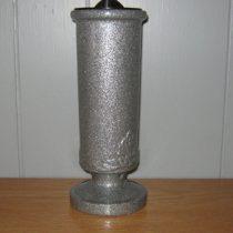 Oakleaf-in-Silver-Gray