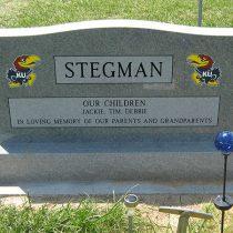 STEGMAN-BACK